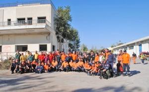 Δάμασε τον «ΕΓΚΕΛΑΔΟ» η Επίλεκτη Ομάδα Ειδικών Αποστολών Βέλου-Βόχας