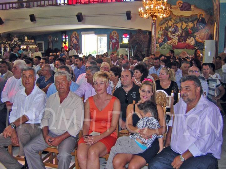 Το συμβούλιο της Δημοτικής Κοινότητας Ζευγολατιού: Από αριστερά: Ζωγράφος Παναγιώτης, Μαγγίνας Γιώργος, Αθανασίου-Παπούλια Δήμητρα, Μεταξά Κωνσταντίνα και Μπάρτζης Φάνης.