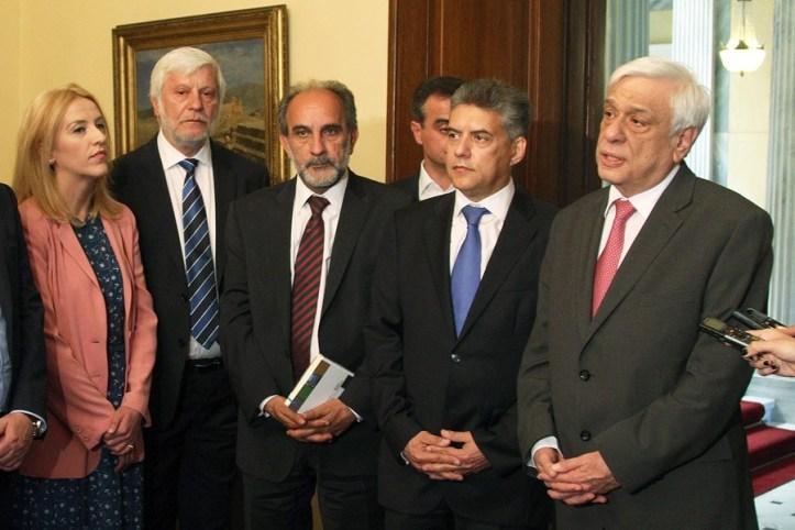 Δήλωση Περιφερειάρχη Πελοποννήσου μετά τη συνάντηση με τον Πρόεδρο της Δημοκρατίας