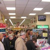 Εγκαίνια στο Super Market ΚΡΗΤΙΚΟΣ στο Ζευγολατιό