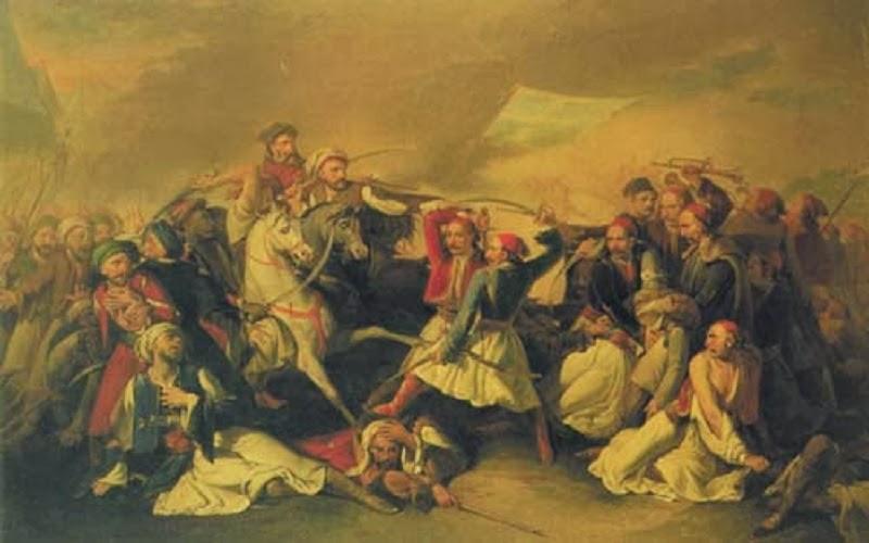 Filippo Marsigli: Ο θάνατος του Μάρκου Μπότσαρη