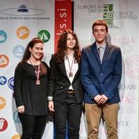 Χάλκινο το 1° ΓΕΛ Κιάτου στην Ολυμπιάδα Φυσικών Επιστημών!