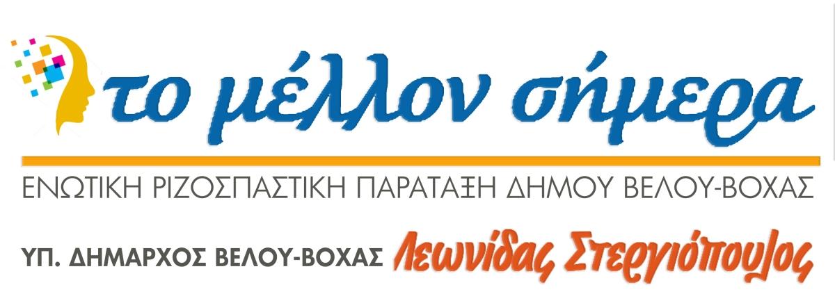 Υποψήφιος δήμαρχος ο Λεωνίδας Στεργιόπουλος!