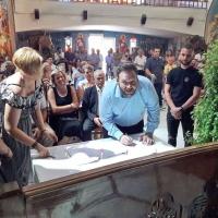 Γιώργος Βασιλείου, πρόεδρος Κοινότητας Βραχατίου: «Το Βραχάτι μας πάνω από όλα!»