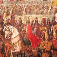Παρασκευή, 15 Μαΐου 1458: Τo ασκέρι του Μωάμεθ του Πορθητή εισβάλλει στην Κορινθία