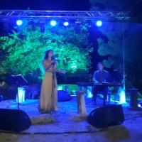 Συγκλονιστική Μπέττυ Χαρλαύτη χθες βράδυ στην Αρχαία Σικυώνα! (video)