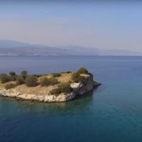 """Ποιο είναι το καταραμένο """"νησί των βρυκολάκων"""" της Κορινθίας;"""