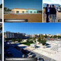 Βασ. Νανόπουλος: Μόνο όσοι δεν θέλουν δεν βλέπουν τα έργα στο δήμο Κορινθίων