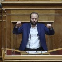 Γ. Ψυχογιός: Αποζημιώσεις ΕΛΓΑ για τον «Ιανό» για όλους τους πληγέντες αγρότες ζητά ο Βουλευτής Κορινθίας