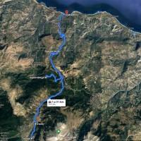 Στο ΕΣΠΑ ο δρόμος Γκούρα - Στενό - Σαραντάπηχο - Ευρωστίνη - Δερβένι