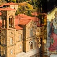 Φενεός: Ο επιβλητικός ναός του Αγίου Σπυρίδωνα Συβίστας