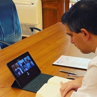 Χρίστος Δήμας: Το ρήγμα στο Χαλκί, η Διώρυγα Κορίνθου και η διάβρωση των ακτών στην ατζέντα του υφυπουργού